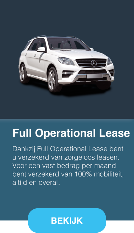 Full operational Lease